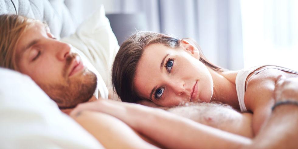 Cunnilingus irritates vagina