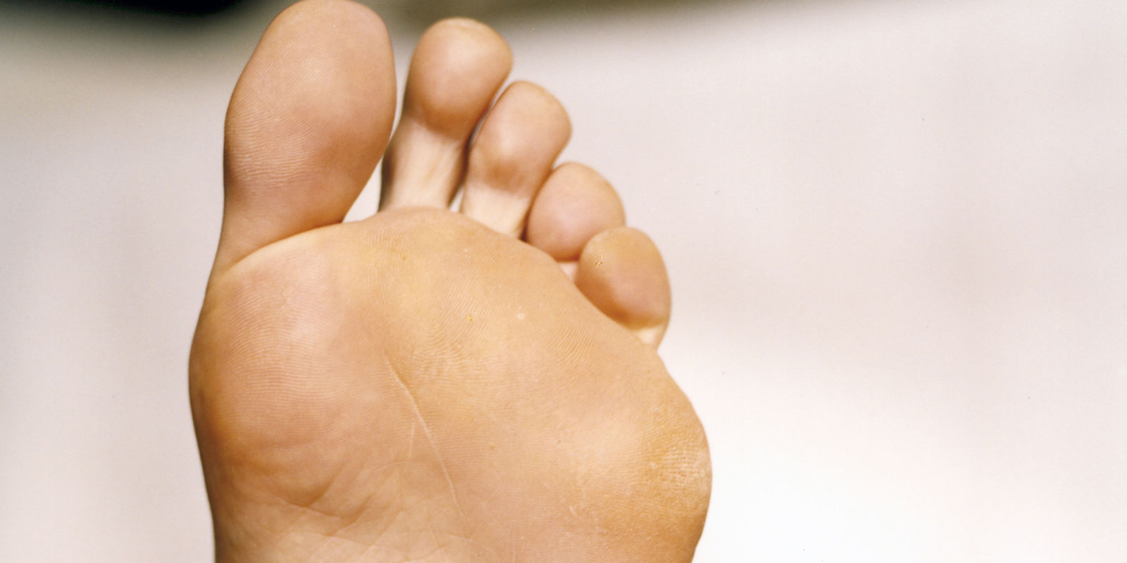 pain in foot bottom