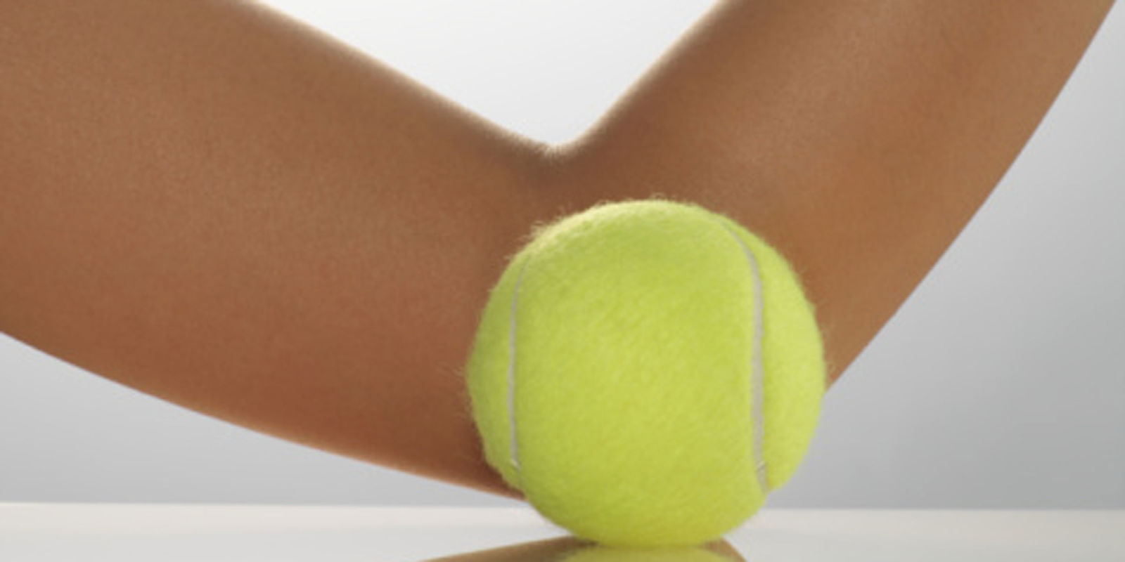 tennis elbow Care guide for tennis elbow exercises includes: possible causes, signs and symptoms, standard treatment options and means of care and support.