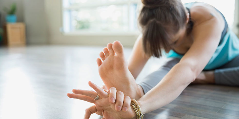 The Best Workout Moves To Do Barefoot