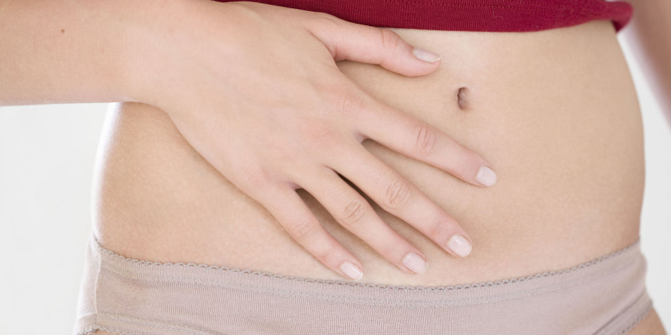 lower abdominal pain in women, Skeleton