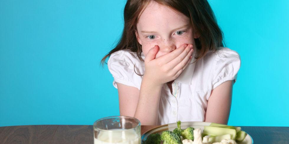 Children and vomiting