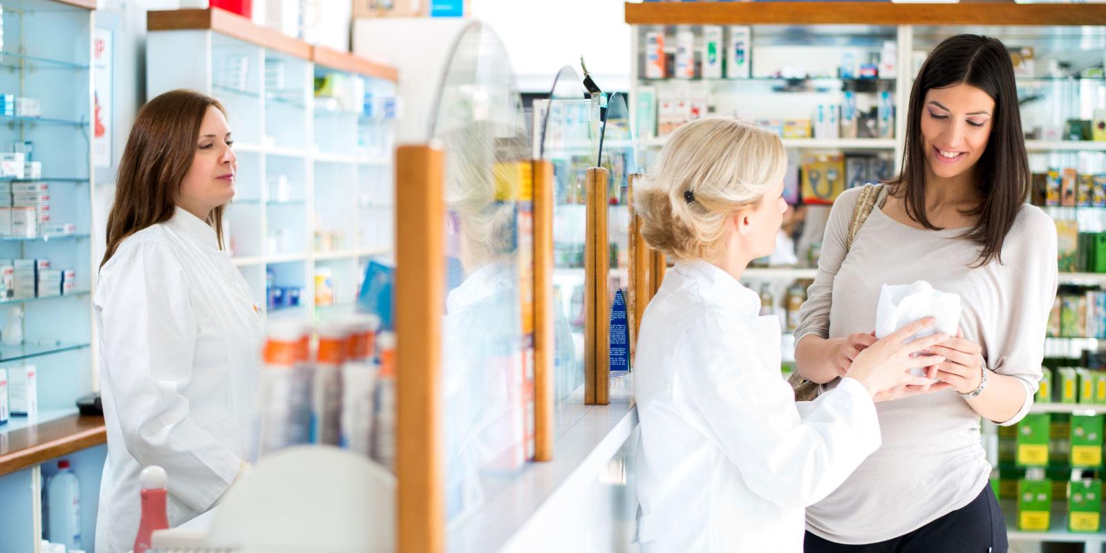 Таблетки от зубной боли во время беременности