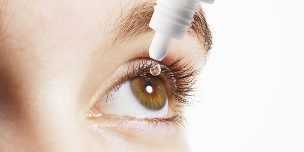 Contact Lenses and Eye Drops