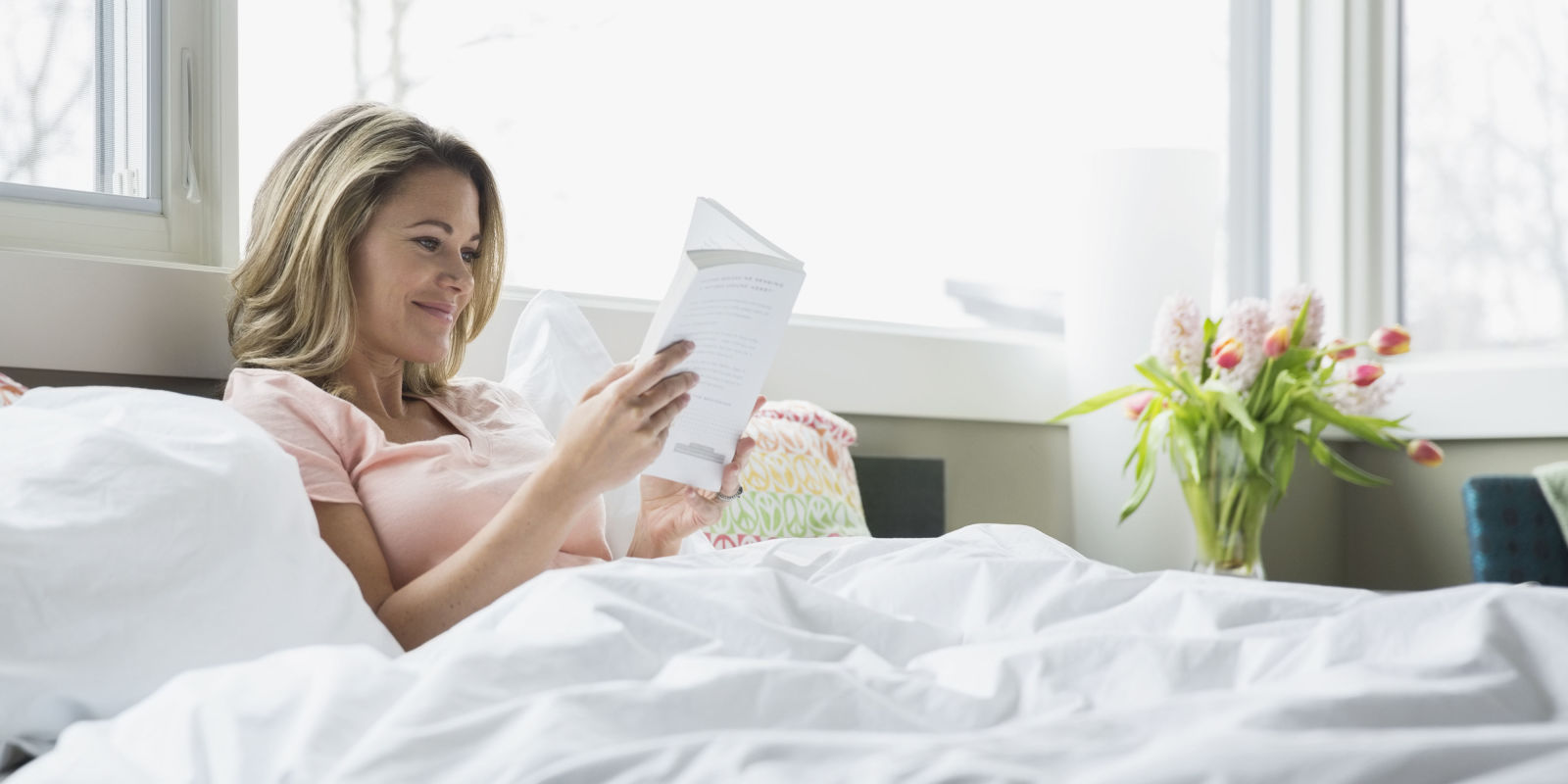 9 Relaxing Books To Read Before Bedtime