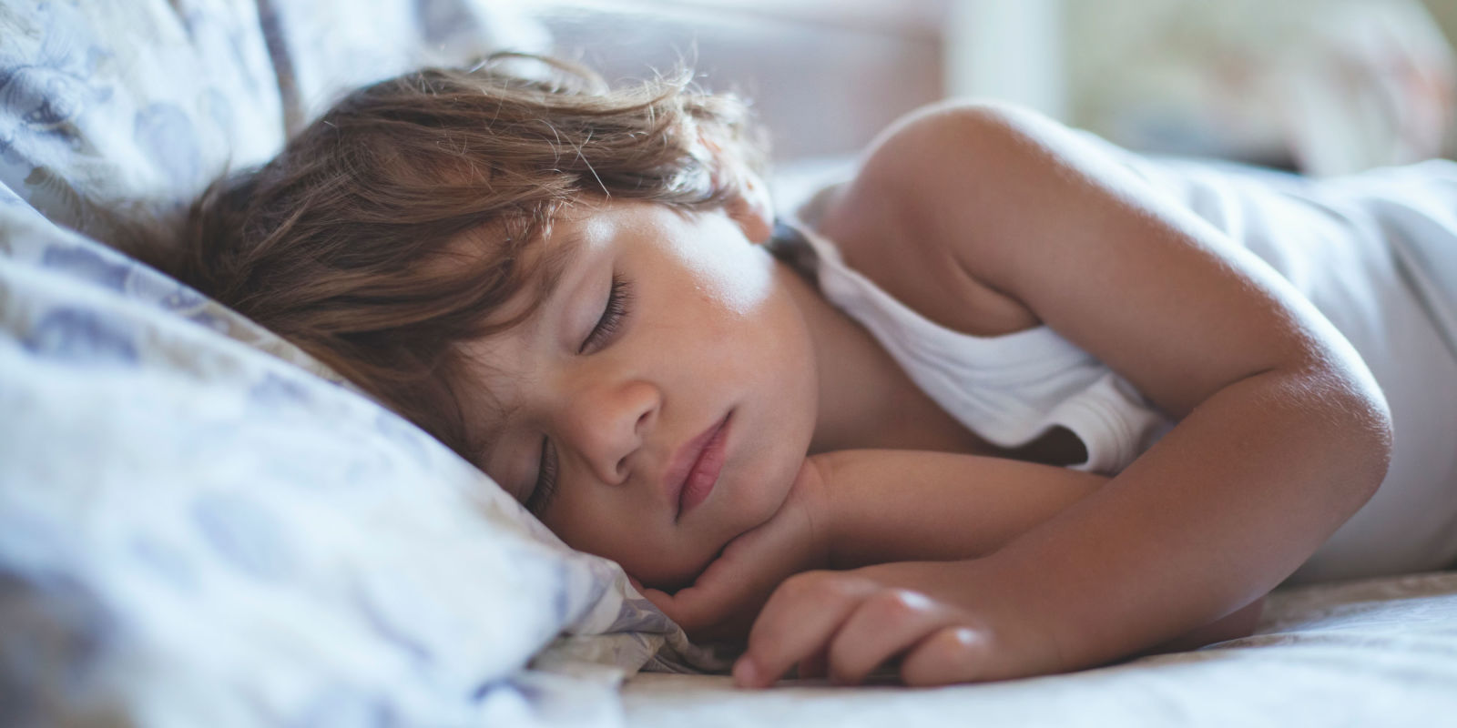 When Should Toddler Sleep In Bed