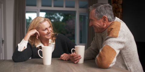 When should a widower start dating again