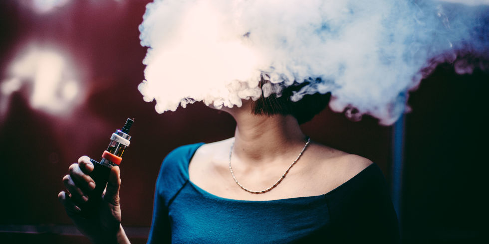 Electronic cigarette made USA