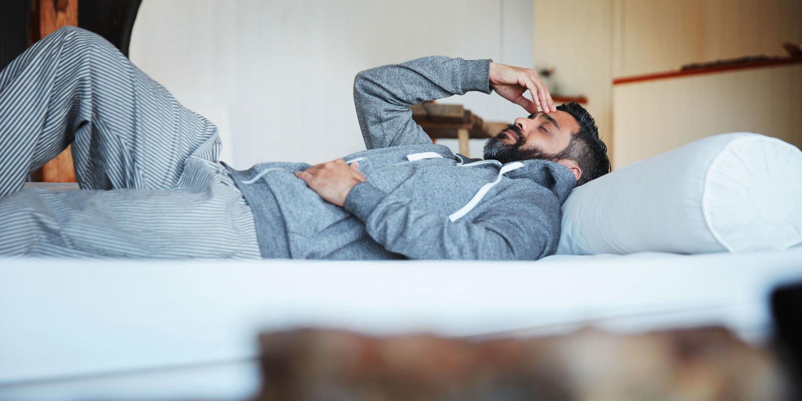 Struggling To Sleep How To Avoid Overthinking At Night