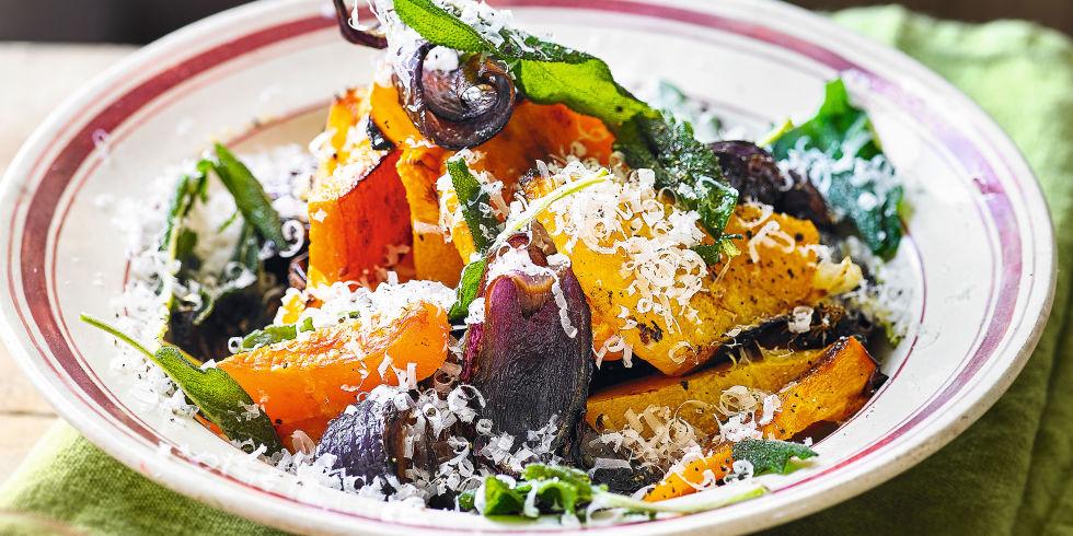 Roast pumpkin recipe