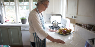 Ways to feel sexually satisfied in your 60s and 70s for Kitchen counter sex